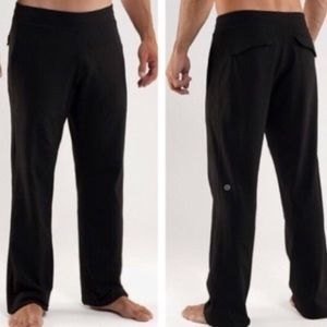 Men's Lululemon Kung Fu Pants